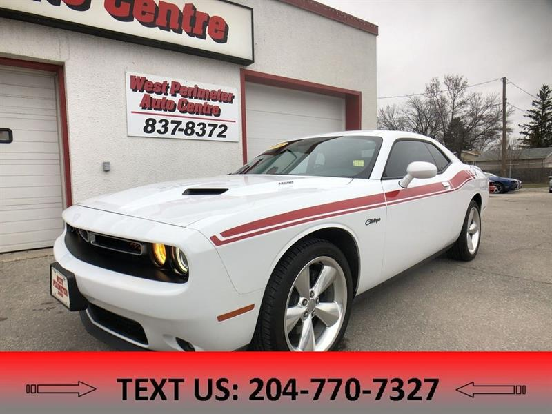 2016 Dodge Challenger R/T **5.7L Hemi**Leather**Sunroof** #5125