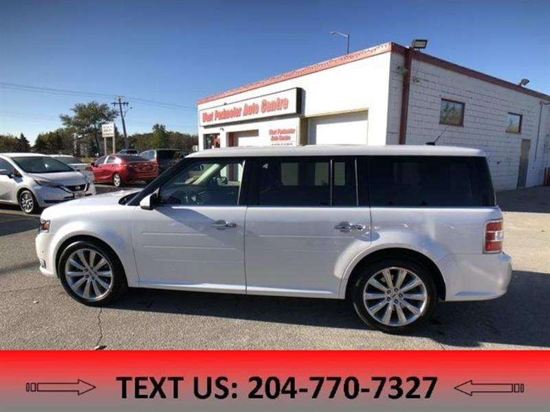 2016 Ford Flex Limited AWD Heated Leather Navigation Sunroof 7 Pa #5205