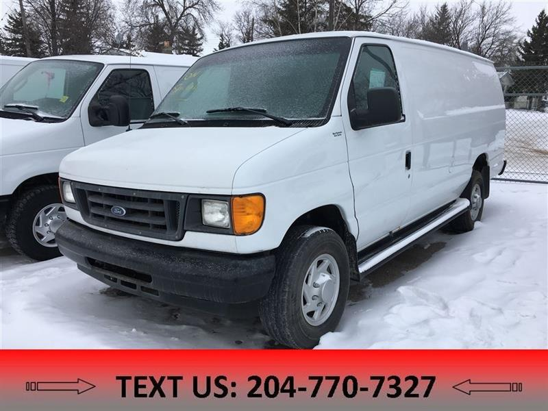 2006 Ford E-350 **MECHANIC'S SPECIAL**DIESEL**EXTENDED** #4066-1