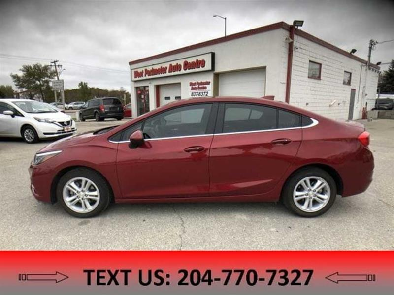 2017 Chevrolet Cruze LT **BACK UP CAMERA**SUNROOF** #5269