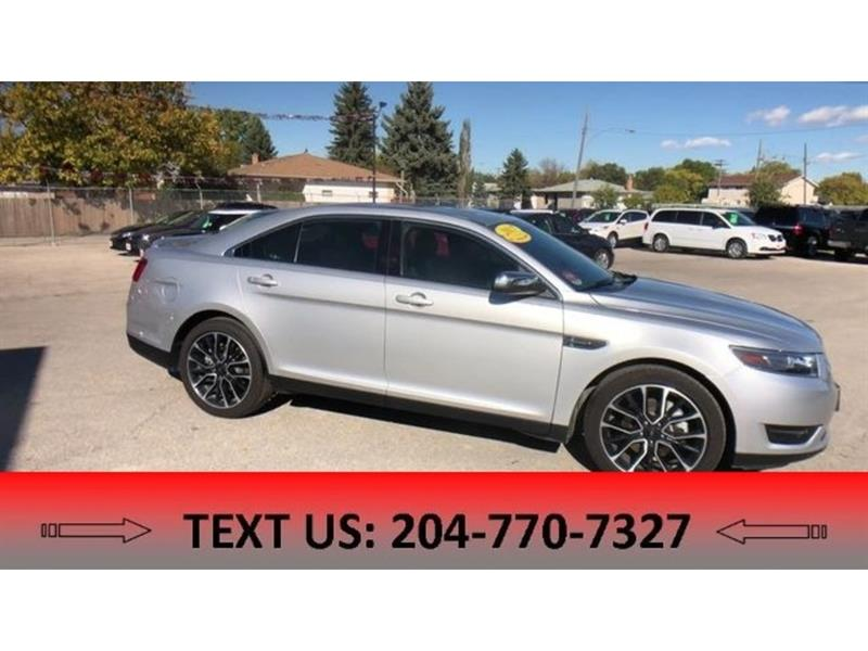 2017 Ford Taurus Limited #5329