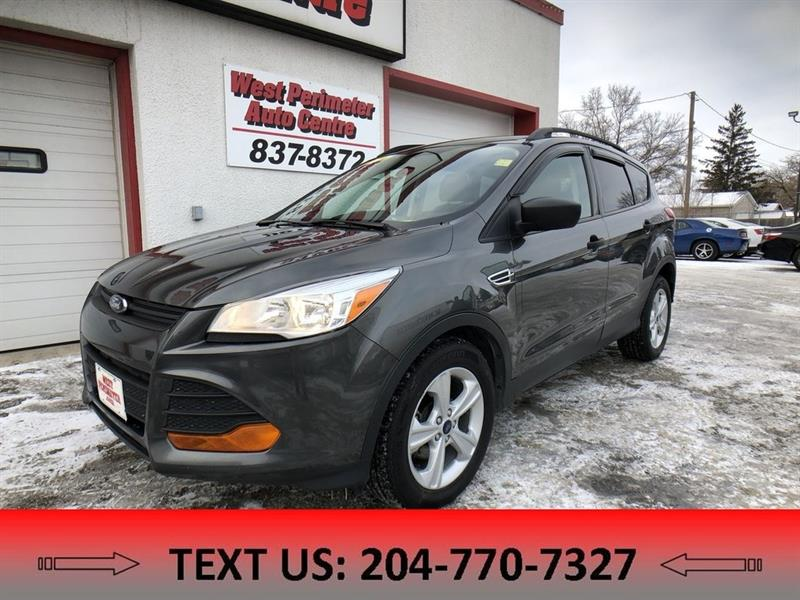 2015 Ford Escape S BACKUP CAM, BLUETOOTH, REMOTE START #5367