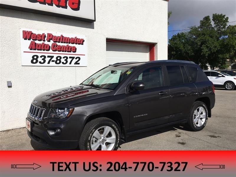 2014 Jeep Compass Sport/North AWD* Heated Seats* Bluetooth* #5423