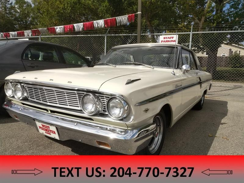 1964 Ford Fairlane 500 2-Door, Hard Top #4278