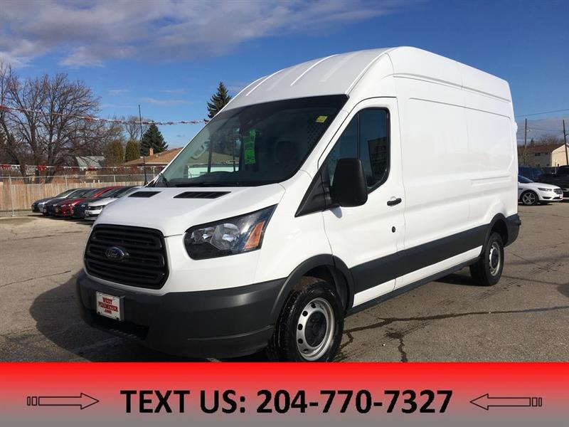 2017 Ford Transit T250 High Roof 148 wheel base #5453