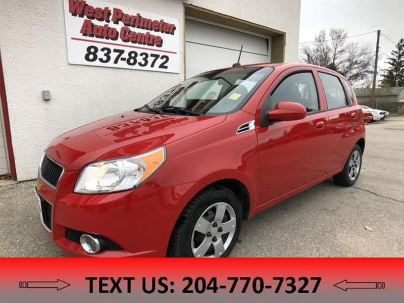 2011 Chevrolet Aveo Aveo 5 LT - *Local MB vehicle #5461