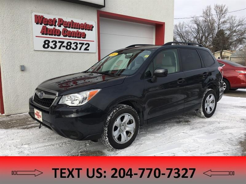 2014 Subaru Forester 2.5i REMOTE START HEATED SEATS BLUETOOTH CRUISE #5422