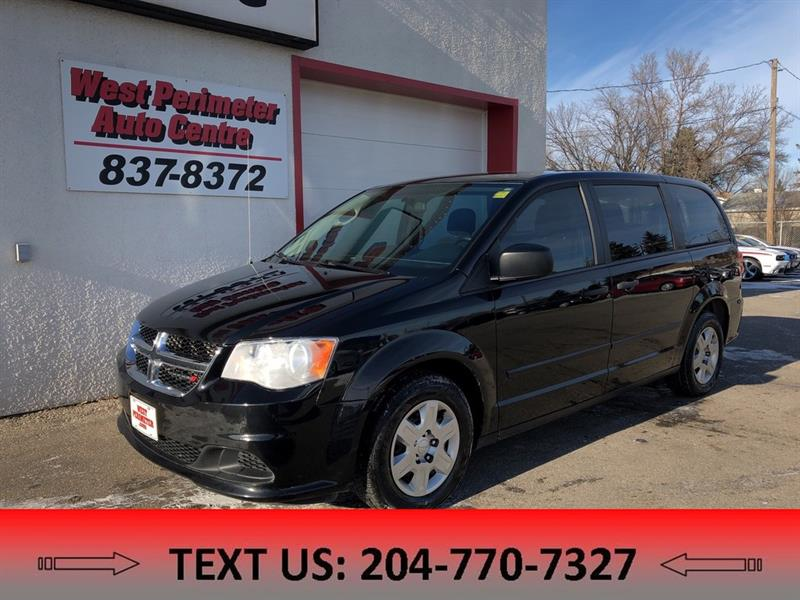 2013 Dodge Grand Caravan SE/SXT BLUETOOTH, CRUISE, POWER EQUIPMENT #5462