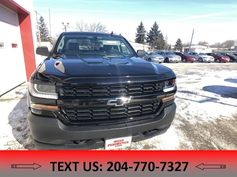 2017 Chevrolet Silverado 1500 5.3L 4X4  Factory Tow Package #5504