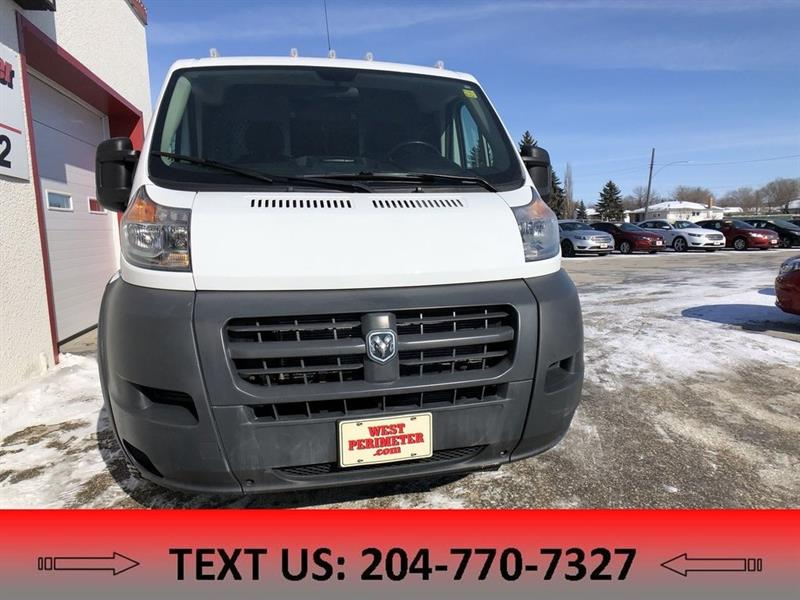 2016 Ram ProMaster 1500 Low Roof #5505