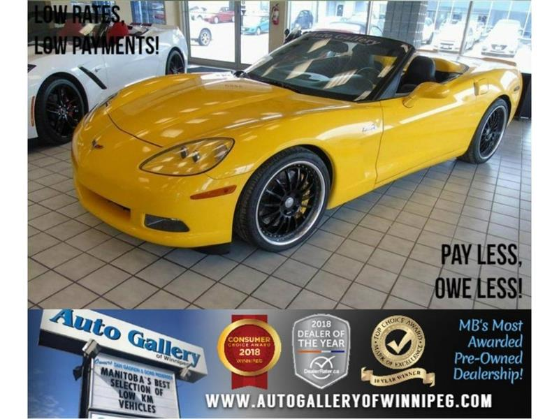 2005 Chevrolet Corvette Z51 *Supercharged/Lthr/6Spd/6.0L V8 #21279