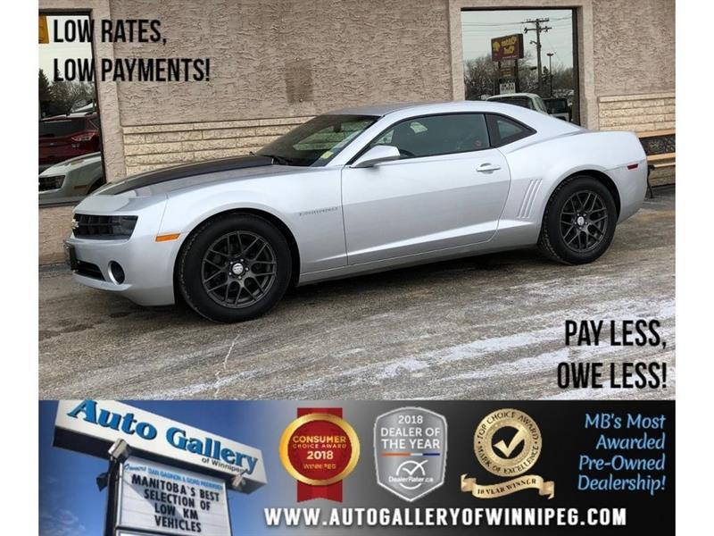 2011 Chevrolet Camaro 1LS *Coupe/3.6L V6 #22638