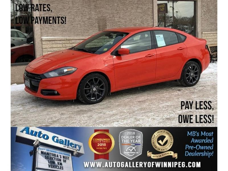 2015 Dodge Dart SXT *Bluetooth #23406