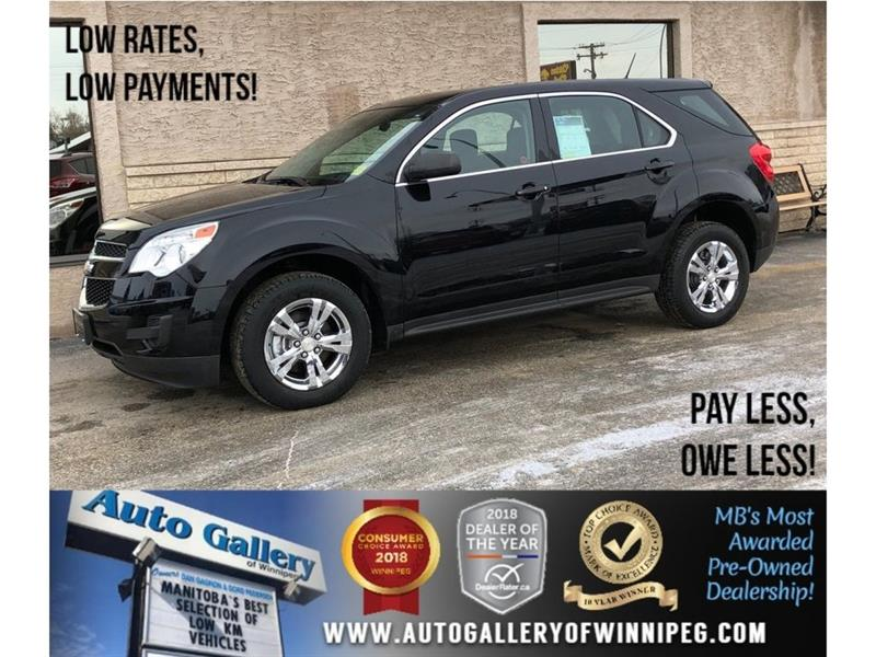 2013 Chevrolet Equinox LS *AWD/Bluetooth #23383