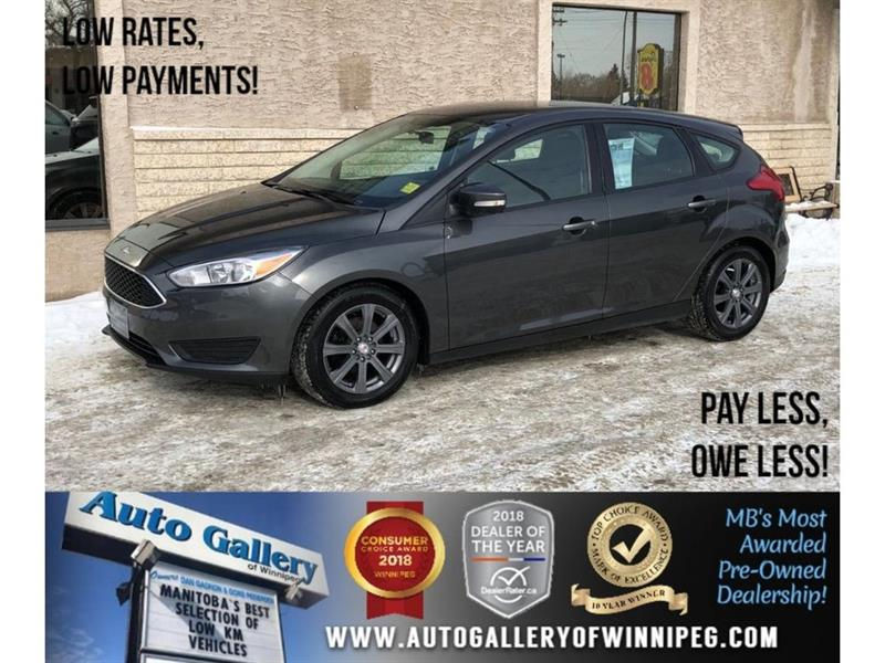 2016 Ford FOCUS SE *Backup Camera #23476