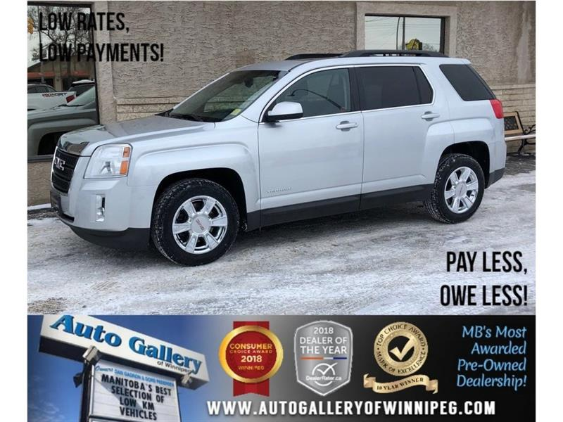 2013 GMC Terrain SLT-1 *AWD/Lthr/Sunroof/Backup Cam #23521