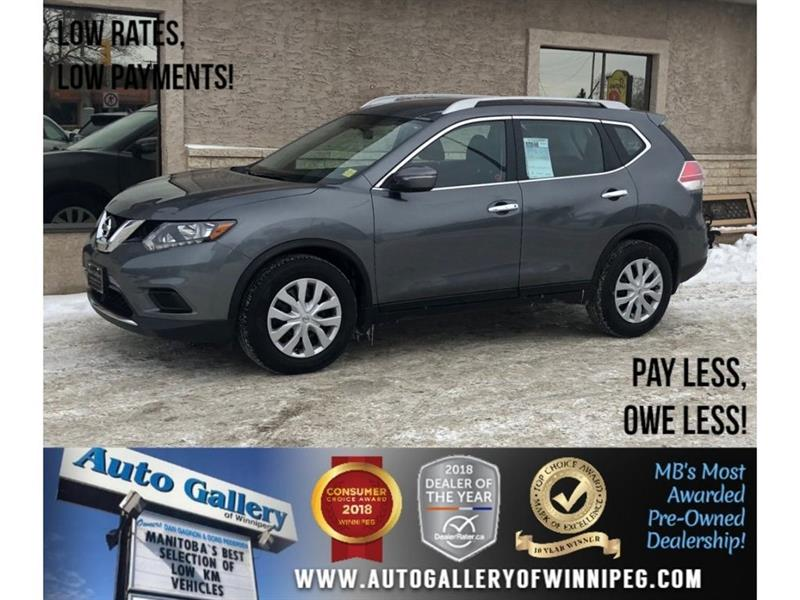 2015 Nissan Rogue S *Backup Camera #23569