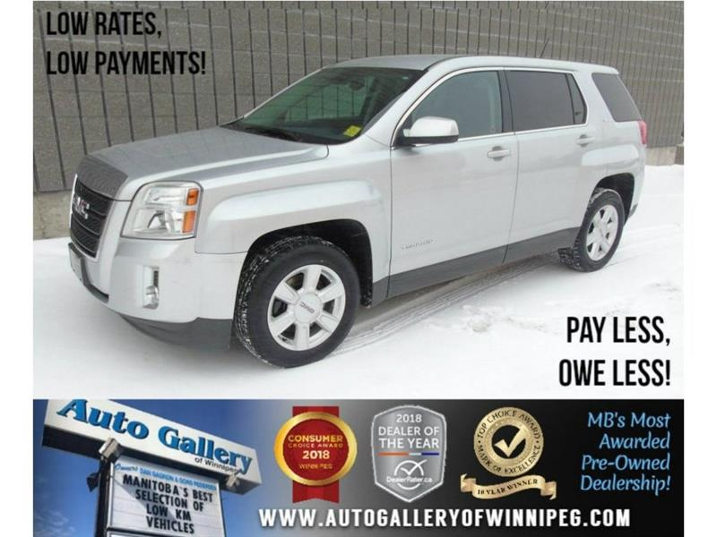 2013 GMC Terrain SLE-1 *Backup Camera/Bluetooth #23068