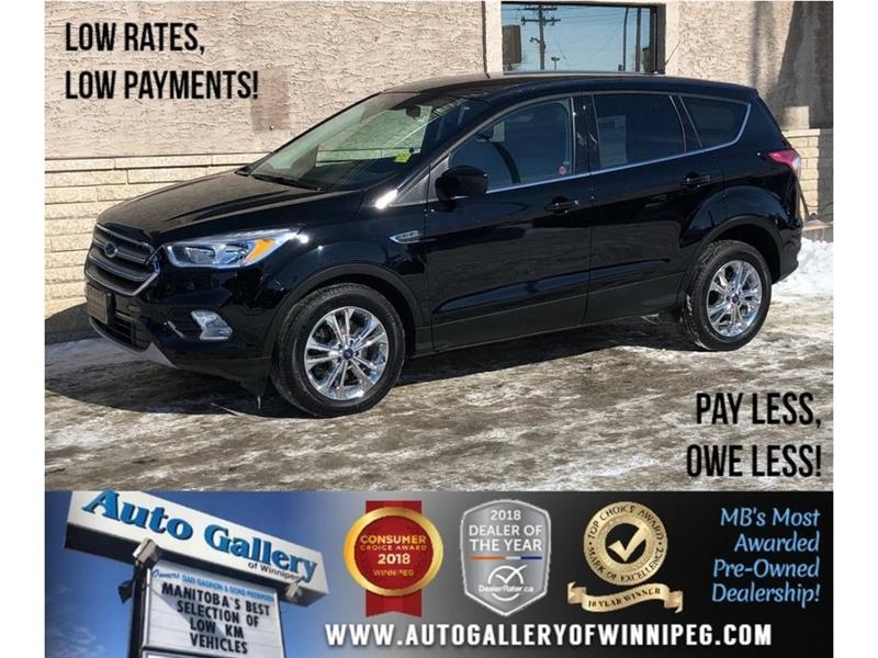 2017 Ford Escape SE *AWD/Bluetooth/Backup Cam #23574