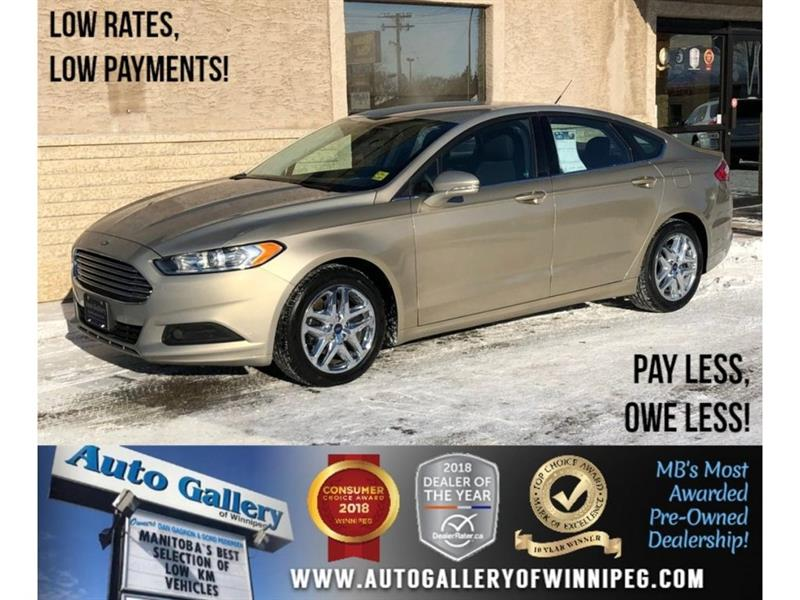 2016 Ford Fusion SE *Backup Camera/Bluetooth #23614