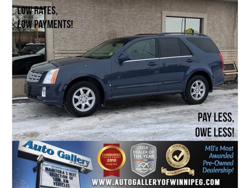 2009 Cadillac SRX V6 *AWD/Leather/Sunroof #22648B