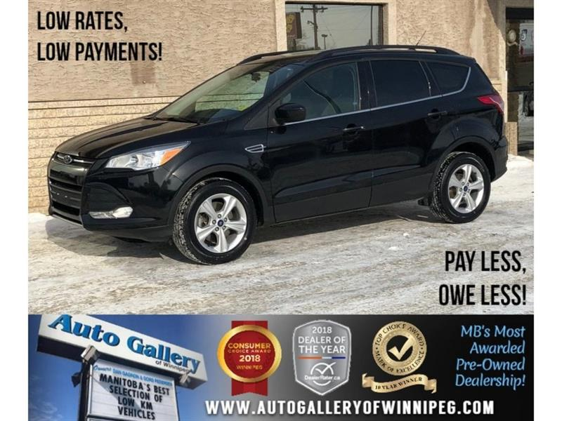 2015 Ford Escape SE *AWD/Navi/Backup Cam/Heated Seats/2.0 #23755