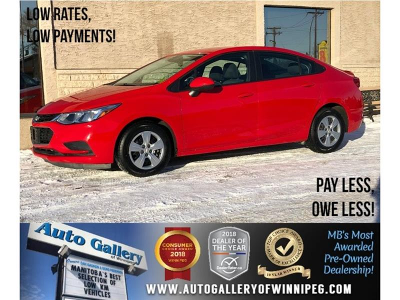2016 Chevrolet Cruze LS *Backup Camera #23763