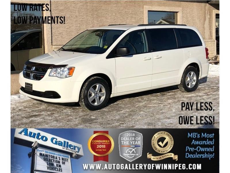 2012 Dodge Grand Caravan SE *Backup Cam/DVD Player #23665A
