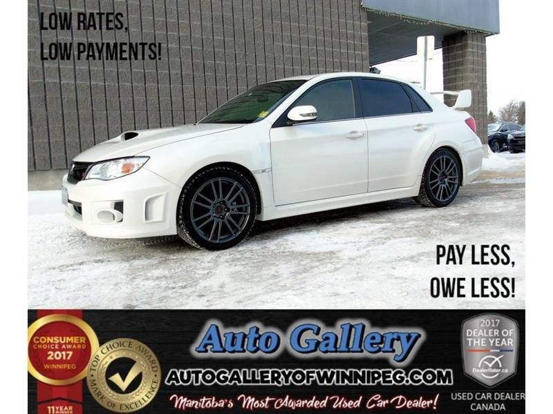 2014 Subaru Wrx STI *AWD/Lthr/6Spd/Roof/Bluetooth #23107