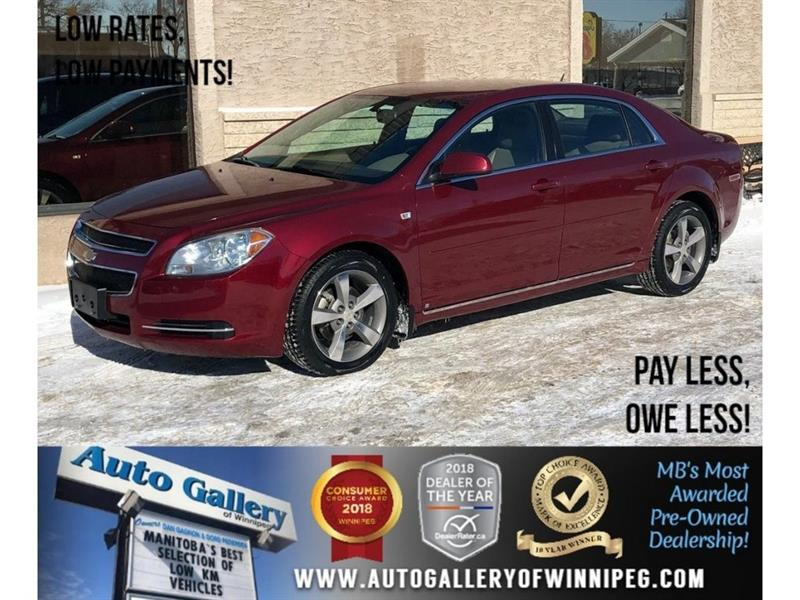2008 Chevrolet Malibu 2LT *1/2 Leather #23128A