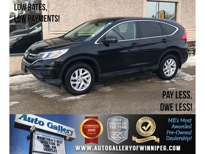 2015 Honda CR-V SE *AWD/Htd Seats/Bluetooth/Backup Cam #23770