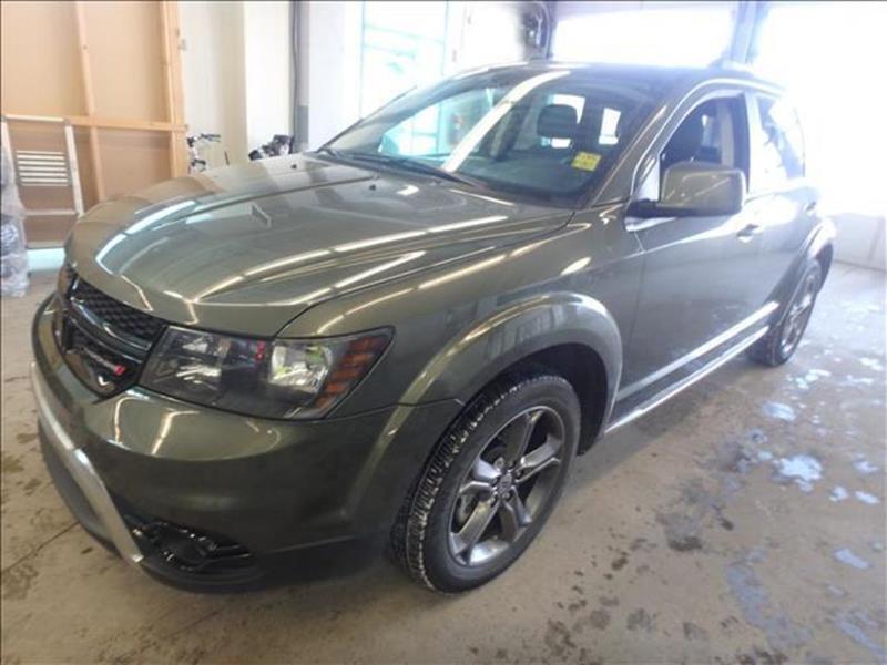 2018 Dodge Journey Crossroad *AWD/Bluetooth/Htd Lthr/7 Pass #23772