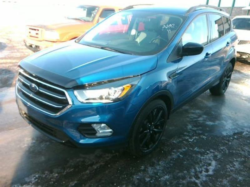 2017 Ford Escape SE *Sport/Navi/Bluetooth/Backup Cam/Htd #23784