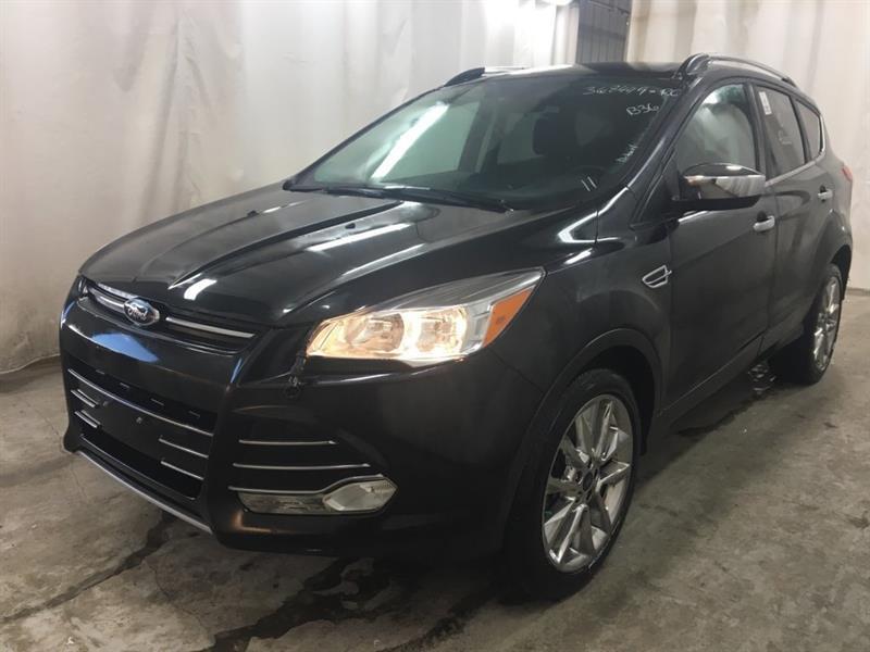 2015 Ford Escape SE *AWD/Htd Lthr/Backup Cam/2.0L #23787