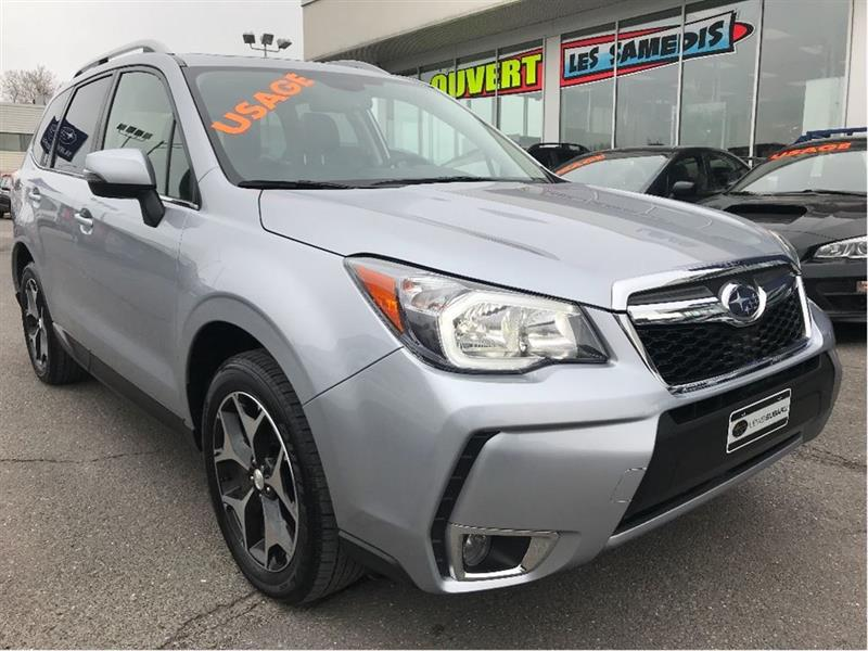 Subaru Forester 2016 2.0XT Limited Package w/Technology Pkg Option #15411a