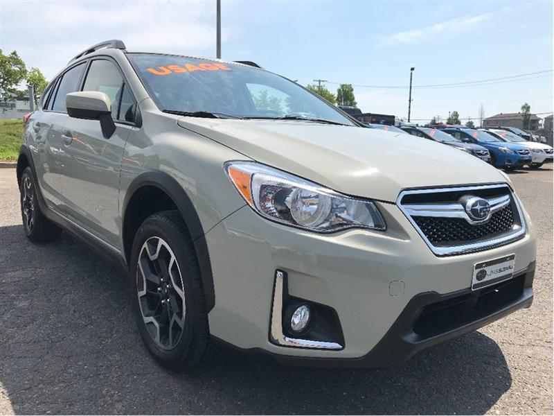 Subaru Xv Crosstrek 2016 Touring Package #15506a