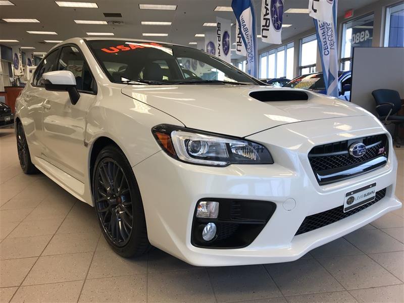 Subaru Wrx Sti 2017 Sport #15570a