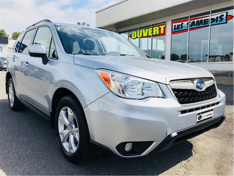 Subaru Forester 2014 2.5i Convenience Package #15582a