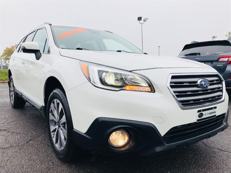 Subaru Outback 2017 3.6R limited premier tech #15638a