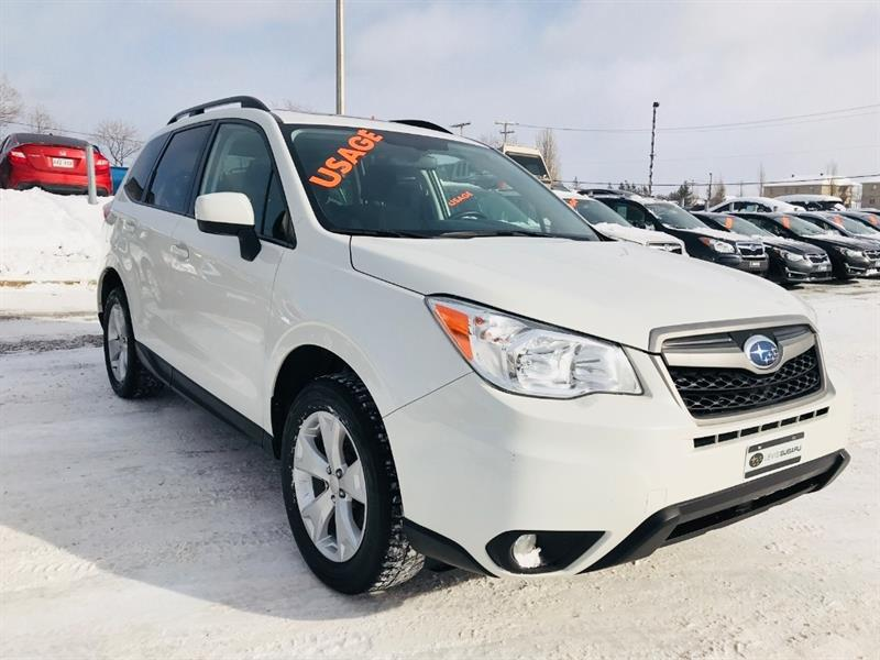 Subaru Forester 2016 2.5i Touring Package #15718a