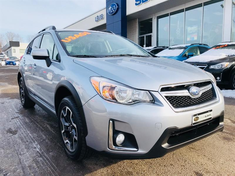 Subaru Xv Crosstrek 2016 Touring Package #15746a