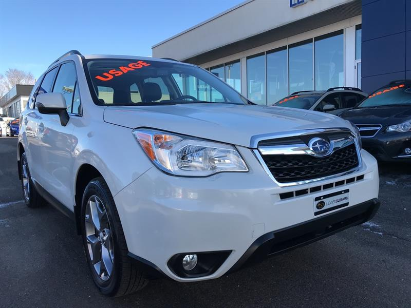 Subaru Forester 2016 2.5i Limited Package #15745a