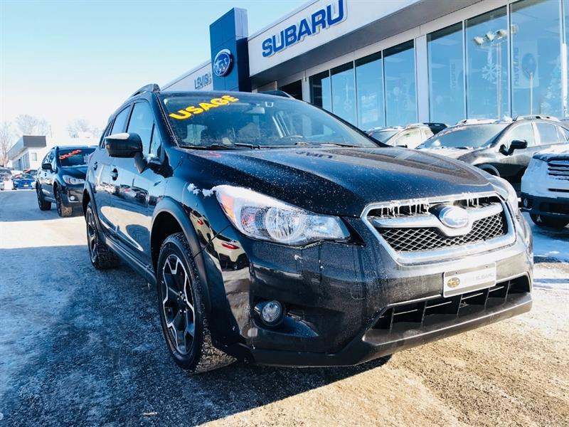 Subaru Xv Crosstrek 2015 Sport Package w/Technology Package #15760a