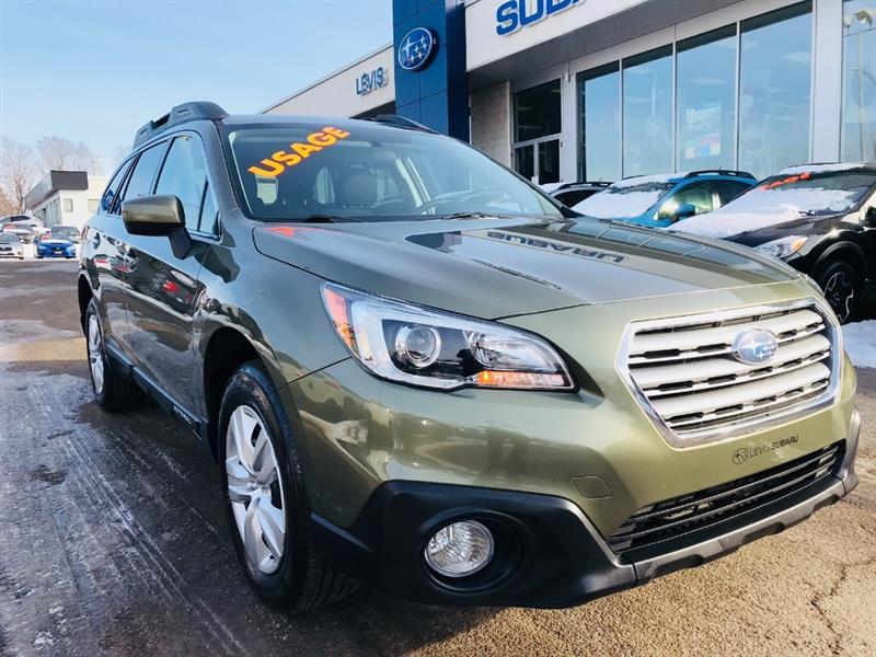 Subaru Outback 2016 2.5i w/PZEV #15771a