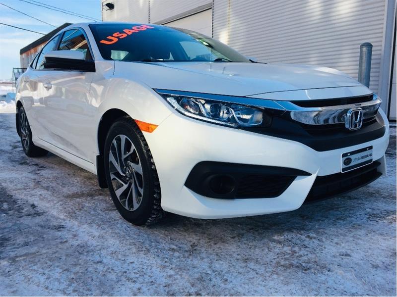 Honda Civic 2017 EX #15833a