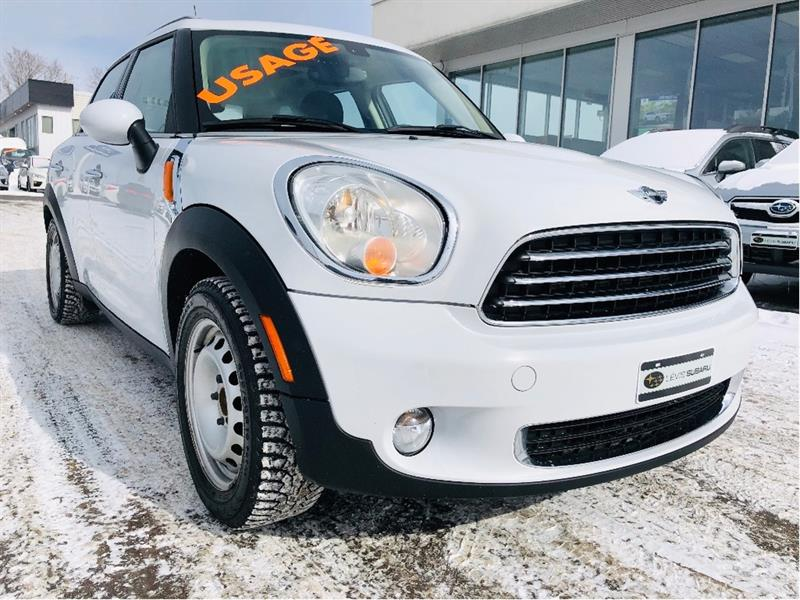Mini Cooper Countryman 2012 Base (M6) #k0568a