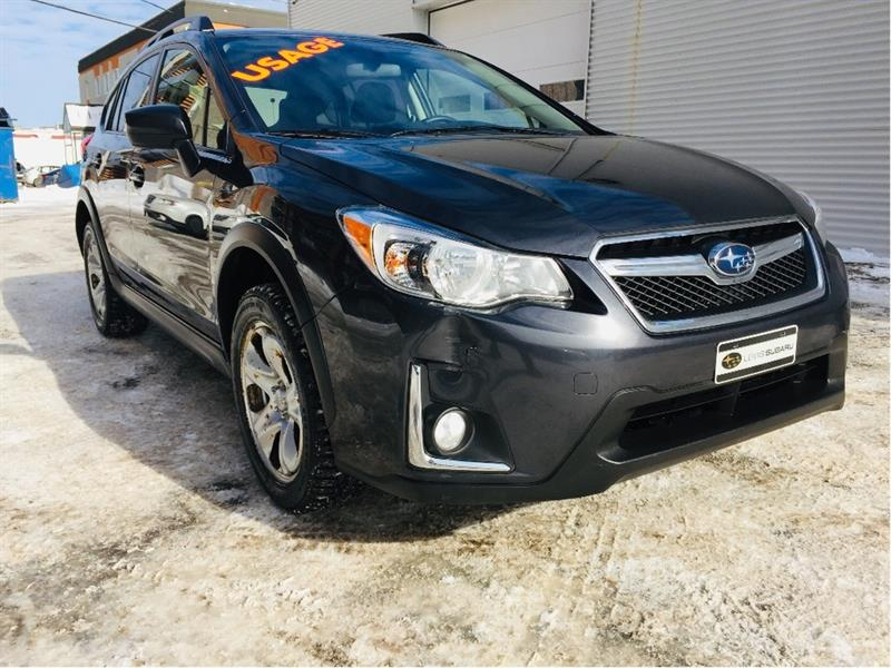 Subaru Xv Crosstrek 2016 Touring Package #15847a