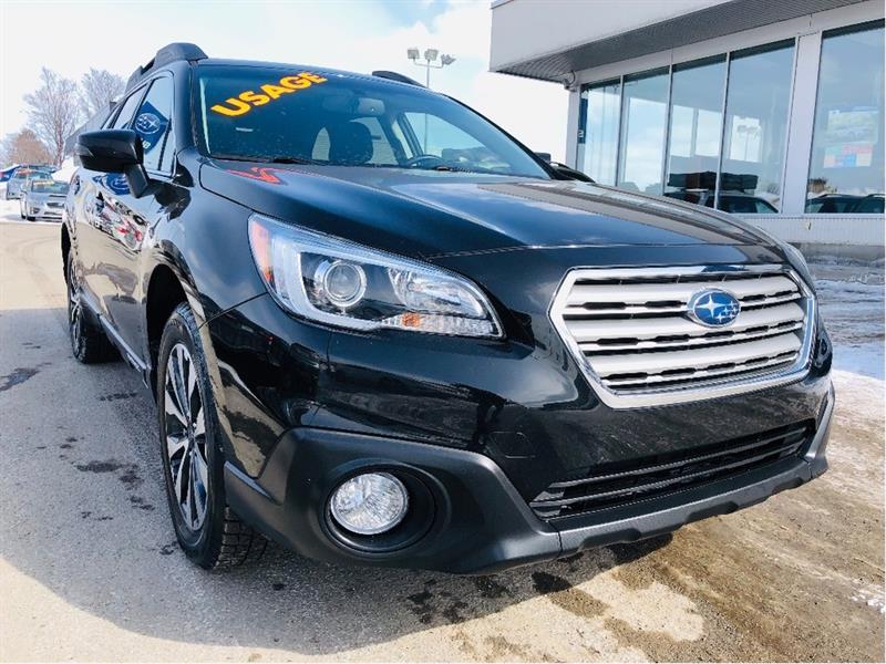 Subaru Outback 2015 2.5i Limited Package #15854a