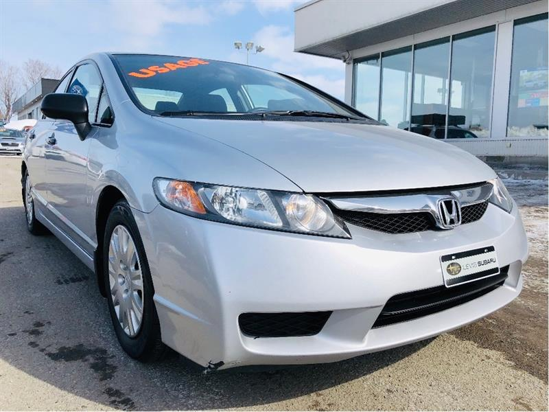Honda Civic 2010 DX-A #k0676a