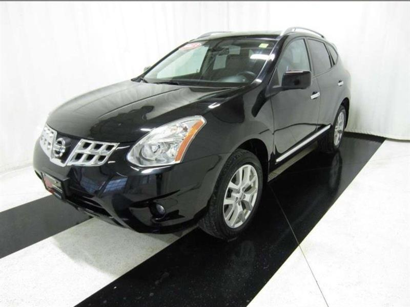 2013 Nissan Rogue SL *AWD/Leather/XM radio* #13NR09092